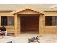 木材工程案例